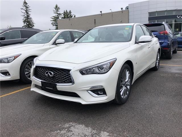 2019 Infiniti Q50 3.0t LUXE (Stk: 19Q5047) in Newmarket - Image 1 of 5