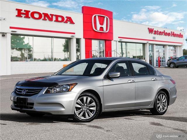 2012 Honda Accord EX (Stk: H6825A) in Waterloo - Image 1 of 27