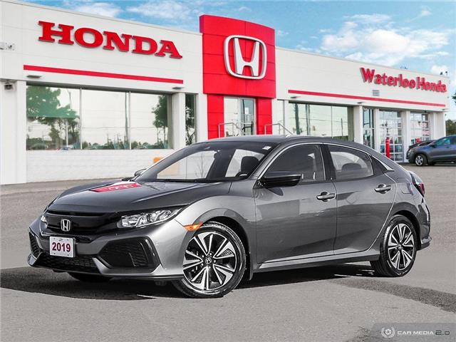 2019 Honda Civic LX (Stk: H6797A) in Waterloo - Image 1 of 27