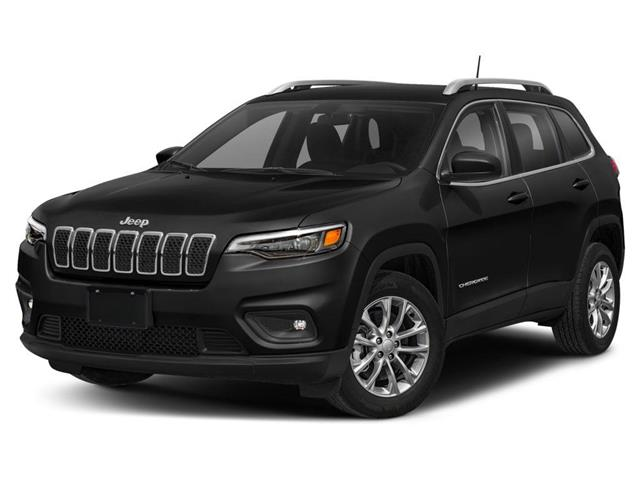 2020 Jeep Cherokee North (Stk: L571988) in Surrey - Image 1 of 9