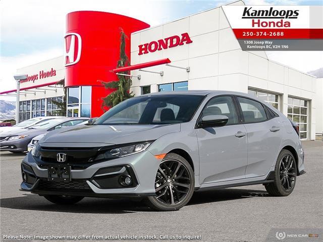 2020 Honda Civic Sport (Stk: N14835) in Kamloops - Image 1 of 23