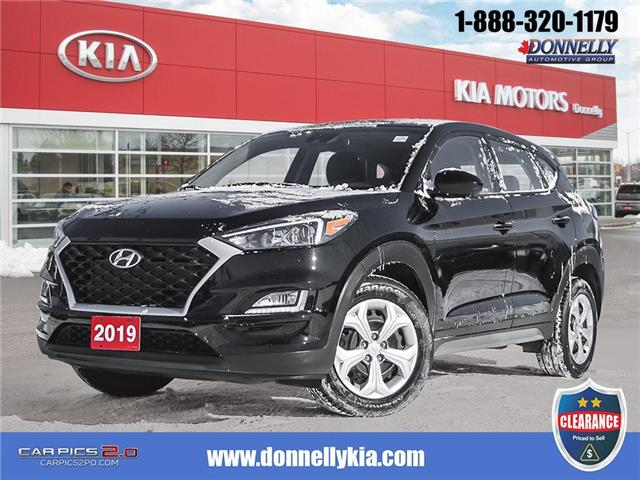 2019 Hyundai Tucson Essential w/Safety Package (Stk: KU2348) in Kanata - Image 1 of 27