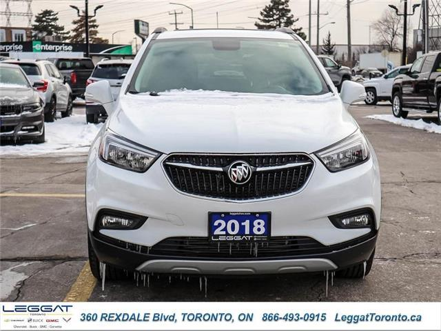 2018 Buick Encore Sport Touring (Stk: 060686A) in Etobicoke - Image 2 of 28