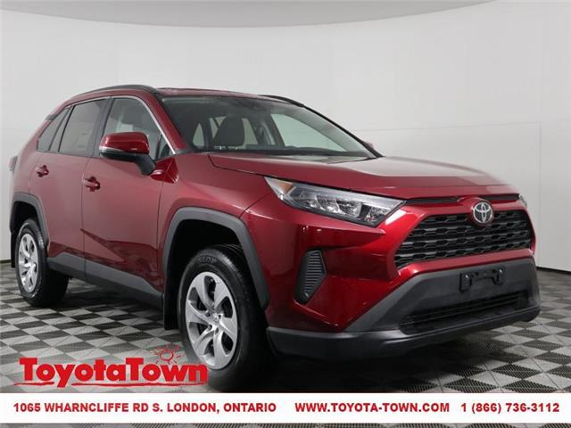 2020 Toyota RAV4 LE (Stk: E1667) in London - Image 1 of 28