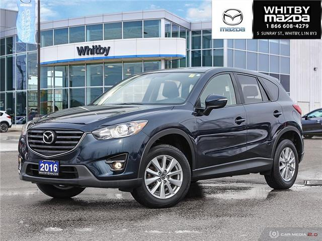 2016 Mazda CX-5 GS (Stk: P17551) in Whitby - Image 1 of 27