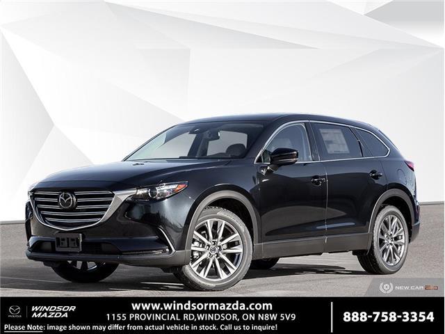 2019 Mazda CX-9 GS-L (Stk: C96022) in Windsor - Image 1 of 10