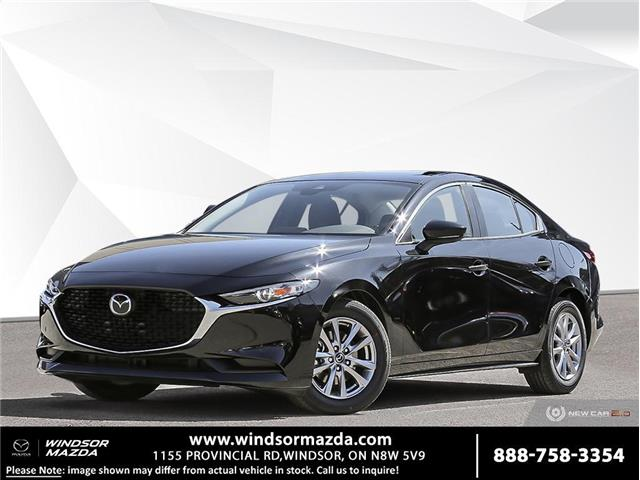 2019 Mazda Mazda3 GS (Stk: M38453) in Windsor - Image 1 of 23
