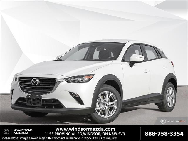 2020 Mazda CX-3 GS (Stk: C34318) in Windsor - Image 1 of 23
