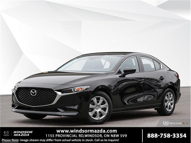 2019 Mazda Mazda3 GX (Stk: M34700) in Windsor - Image 1 of 23