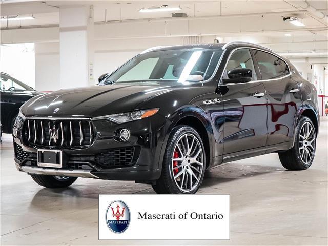 2017 Maserati Levante S (Stk: U4445) in Vaughan - Image 1 of 30