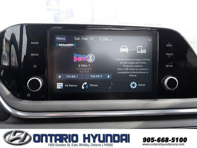 2020 Hyundai Sonata Luxury (Stk: 004394) in Whitby - Image 2 of 22