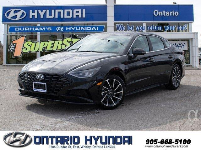 2020 Hyundai Sonata Luxury (Stk: 015466) in Whitby - Image 1 of 22
