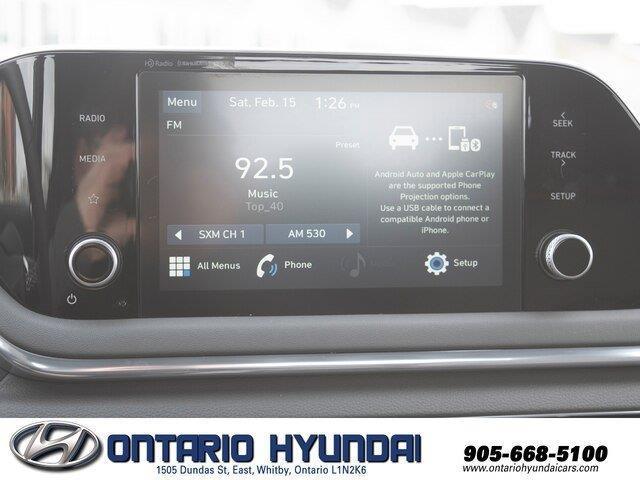 2020 Hyundai Sonata Luxury (Stk: 015466) in Whitby - Image 2 of 22