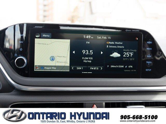 2020 Hyundai Sonata Ultimate (Stk: 005517) in Whitby - Image 2 of 24