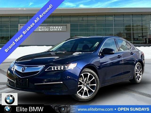2017 Acura TLX Base (Stk: P9256) in Gloucester - Image 1 of 29