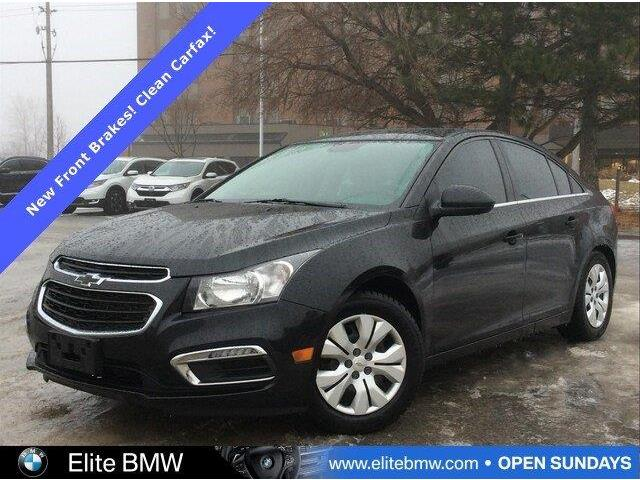 2015 Chevrolet Cruze 1LT (Stk: P9244A) in Gloucester - Image 1 of 24