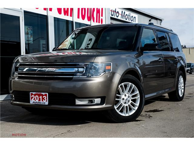 2013 Ford Flex SEL (Stk: 20160) in Chatham - Image 1 of 26