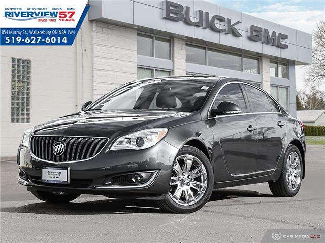 2017 Buick Regal Premium I (Stk: 20142A) in WALLACEBURG - Image 1 of 27