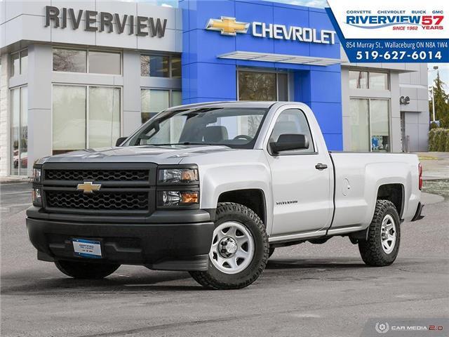 2015 Chevrolet Silverado 1500 WT (Stk: 20110A) in WALLACEBURG - Image 1 of 26