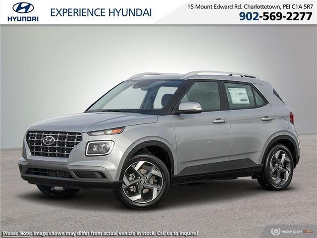 2020 Hyundai Venue Ultimate w/Black Interior (IVT) (Stk: N666) in Charlottetown - Image 1 of 23