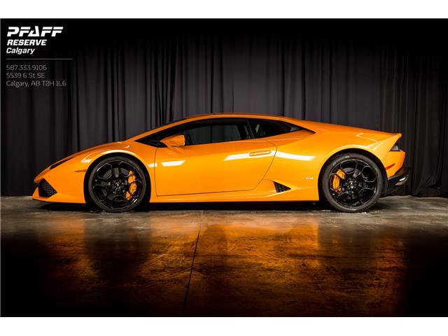 2015 Lamborghini Huracan 610-4  (Stk: VU0427A) in Calgary - Image 1 of 21