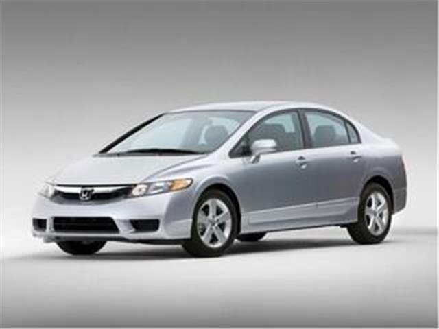 2010 Honda Civic Sport (Stk: 94322) in St. Thomas - Image 1 of 1