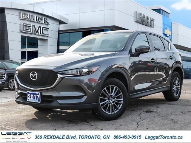 2017 Mazda CX-5 GX (Stk: T11715) in Etobicoke - Image 1 of 25