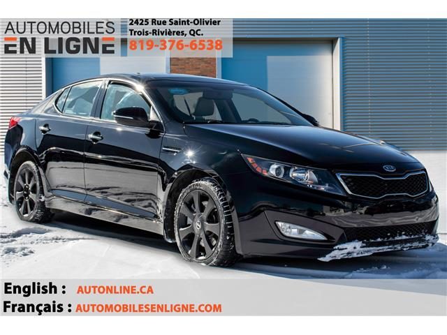 2012 Kia Optima EX Turbo + (Stk: 266889) in Trois Rivieres - Image 1 of 35