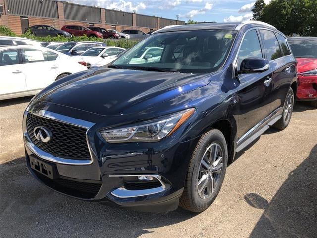 2020 Infiniti QX60 ESSENTIAL (Stk: 20QX6011) in Newmarket - Image 1 of 5