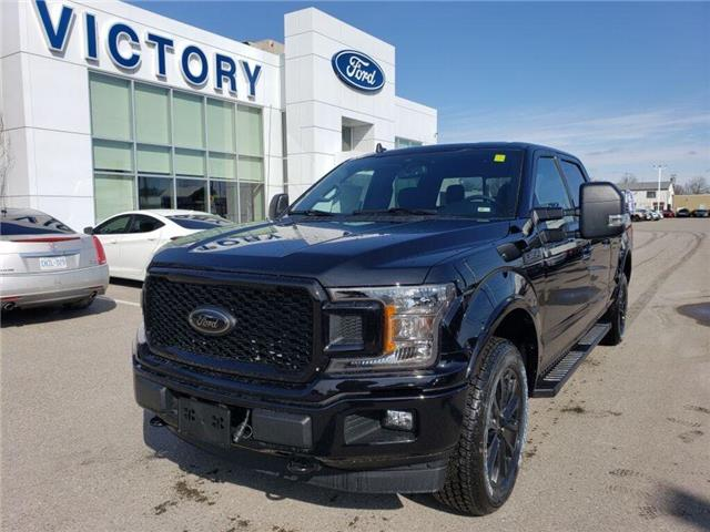 2020 Ford F-150 XLT (Stk: VFF19293) in Chatham - Image 1 of 16