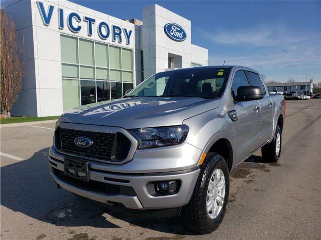 2020 Ford Ranger XLT (Stk: VRA19290) in Chatham - Image 1 of 17