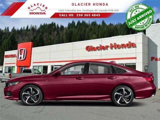 2020 Honda Accord Sport 2.0T (Stk: A-0624-0) in Castlegar - Image 1 of 1