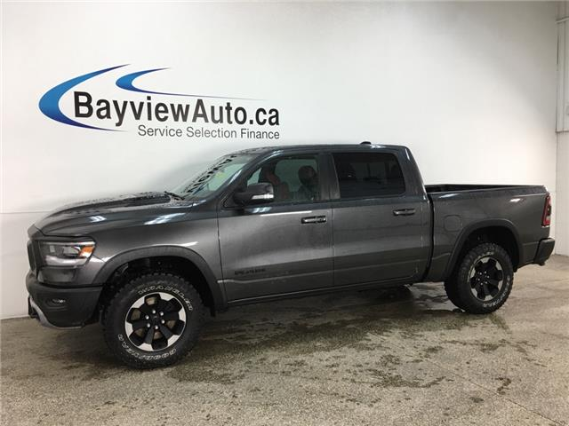 2019 RAM 1500 Rebel (Stk: 36447W) in Belleville - Image 1 of 28