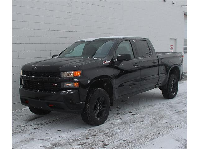 2020 Chevrolet Silverado 1500 Silverado Custom Trail Boss (Stk: 20283) in Peterborough - Image 1 of 3