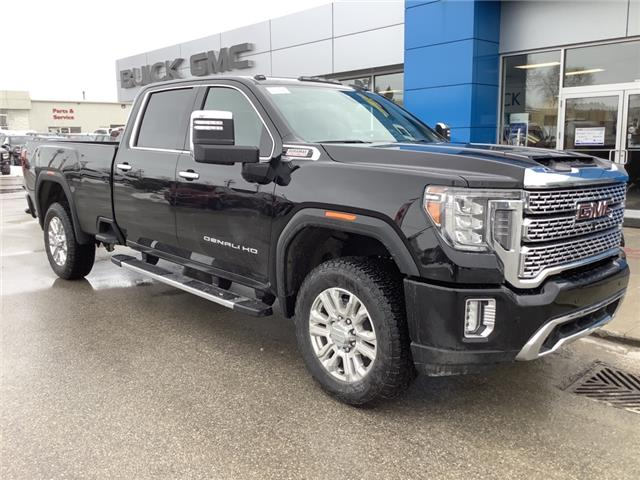 2020 GMC Sierra 3500HD Denali (Stk: 20-627) in Listowel - Image 1 of 11
