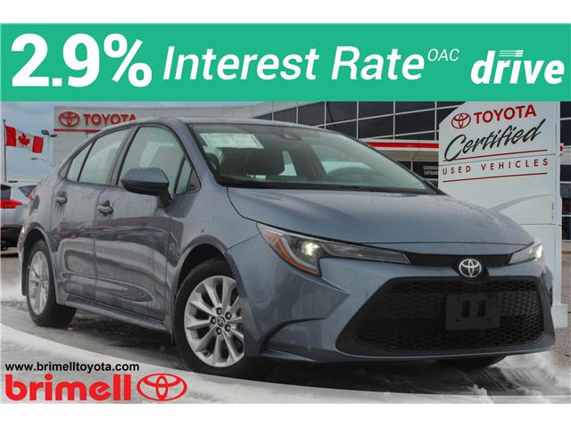 2020 Toyota Corolla LE 5YFBPRBE8LP019200 10249R in Scarborough
