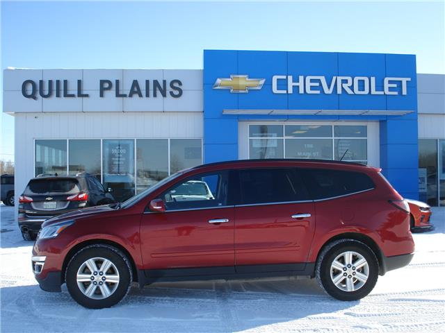 2014 Chevrolet Traverse 2LT (Stk: 19T235A) in Wadena - Image 1 of 14