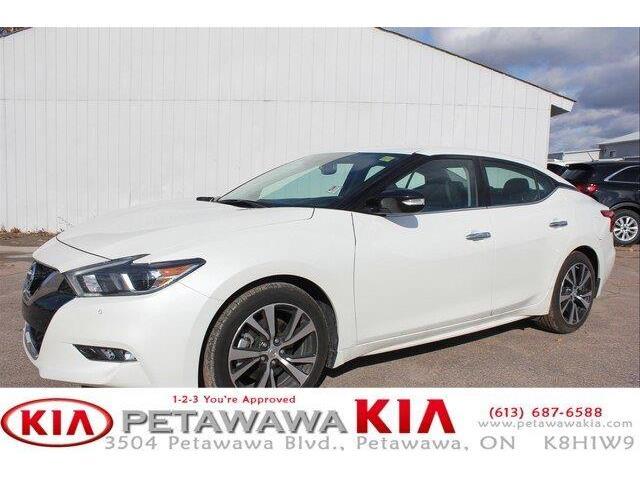 2018 Nissan Maxima SL (Stk: P0051) in Petawawa - Image 1 of 23