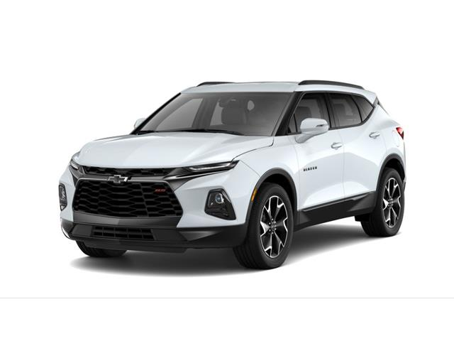 New 2020 Chevrolet Blazer RS  - Edson - Bannister Chevrolet Buick GMC Ltd