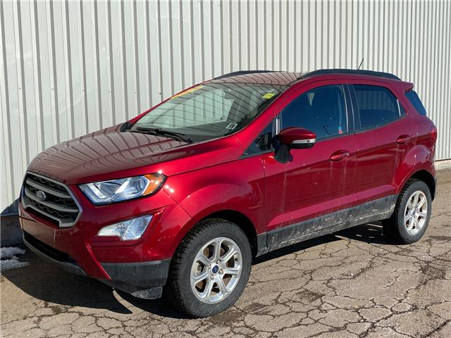 2019 Ford EcoSport SE (Stk: X4870A) in Charlottetown - Image 1 of 19