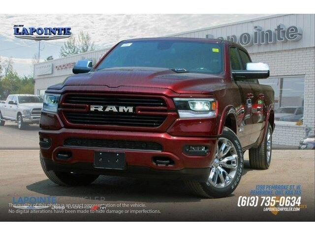 2019 RAM 1500 Laramie (Stk: 19443) in Pembroke - Image 1 of 21