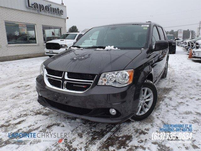 2019 Dodge Grand Caravan CVP/SXT (Stk: 19536) in Pembroke - Image 1 of 25