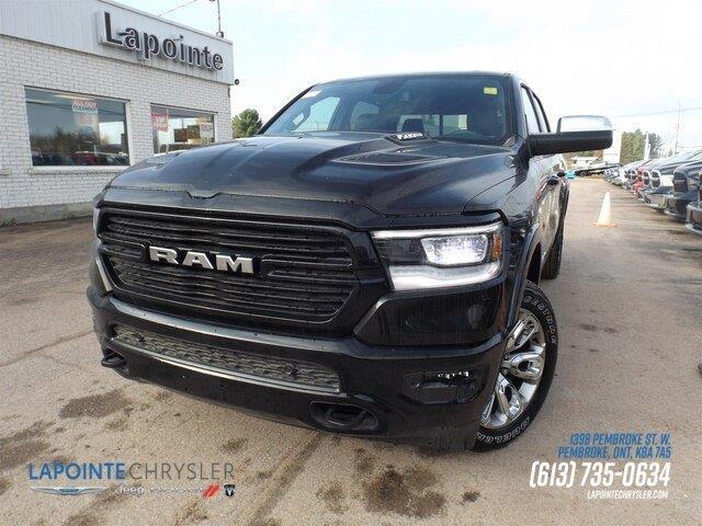 2019 RAM 1500 Laramie (Stk: 19445) in Pembroke - Image 1 of 29