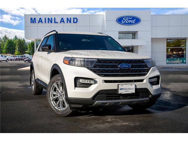 2020 Ford Explorer XLT (Stk: 20EX9567) in Vancouver - Image 1 of 21