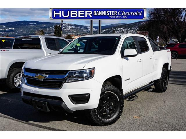 2016 Chevrolet Colorado WT (Stk: N04820A) in Penticton - Image 1 of 23