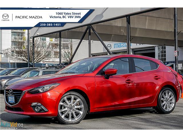 2015 Mazda Mazda3 Sport GT (Stk: PMA228051) in Victoria - Image 1 of 20