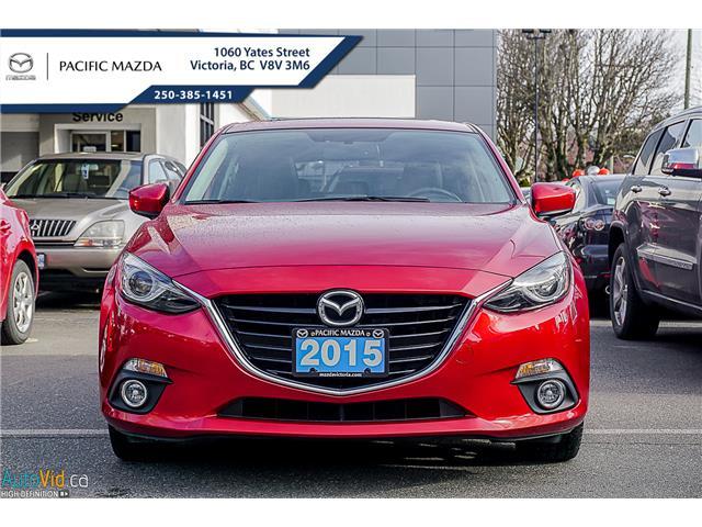 2015 Mazda Mazda3 Sport GT (Stk: PMA228051) in Victoria - Image 2 of 20