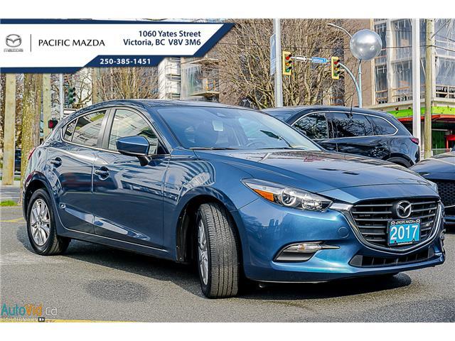 2017 Mazda Mazda3 Sport GS (Stk: PMA125101) in Victoria - Image 2 of 18