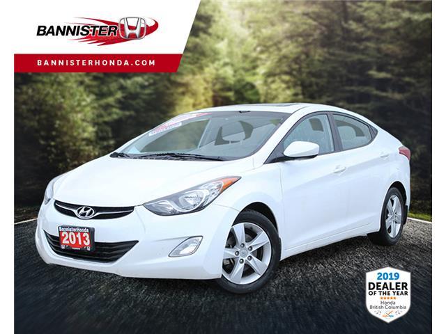 2013 Hyundai Elantra GLS (Stk: 20-083A) in Vernon - Image 1 of 1