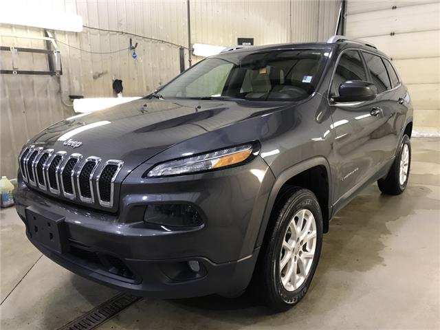 2018 Jeep Cherokee North (Stk: LT009A) in Rocky Mountain House - Image 1 of 20